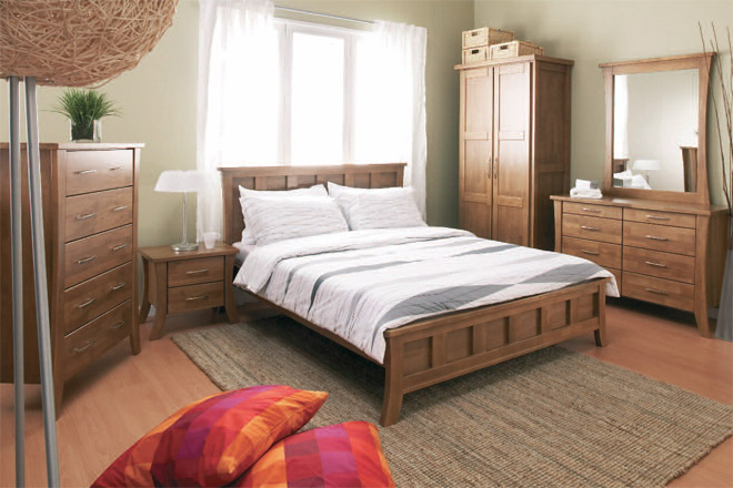 Warfold Bedroom