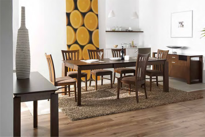 Hamilton Dining Room Furniture